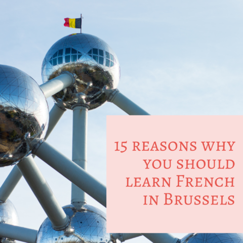 15 reasons why you should learn French while in Brussels