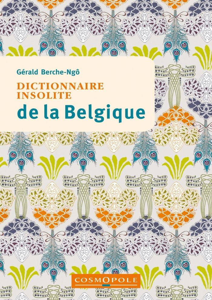 french books about Belgium