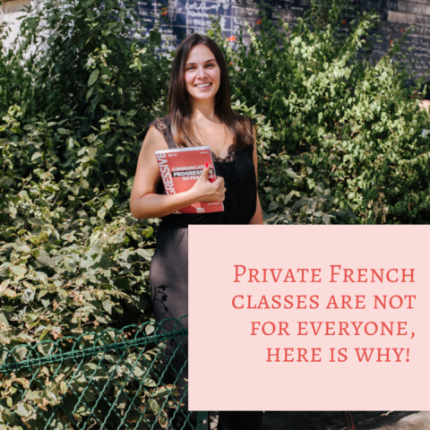 The Surprising Reasons Why Private French Classes Are NOT for everyone